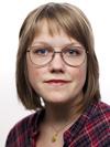 Tove Carlén, ombudsman på SJF.
