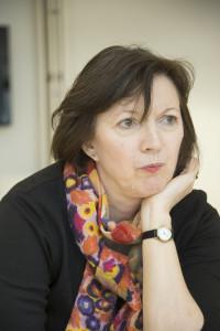 TUC:s generalsekreterare Frances O´Grady. Foto: Denny Lorentzen.