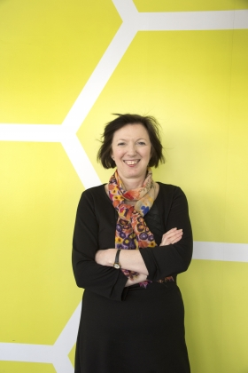 Frances O'Grady i fronten för brittiskt EU-medlemskap