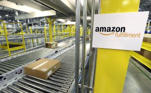 Plattformsekonomins stora aktör Amazon.
