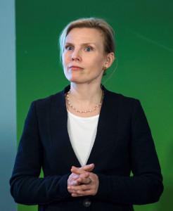 Laura Hartman. Foto: Bertil Enevåg Ericson/TT.