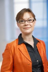 Karin Pilsäter, utredare på TCO.
