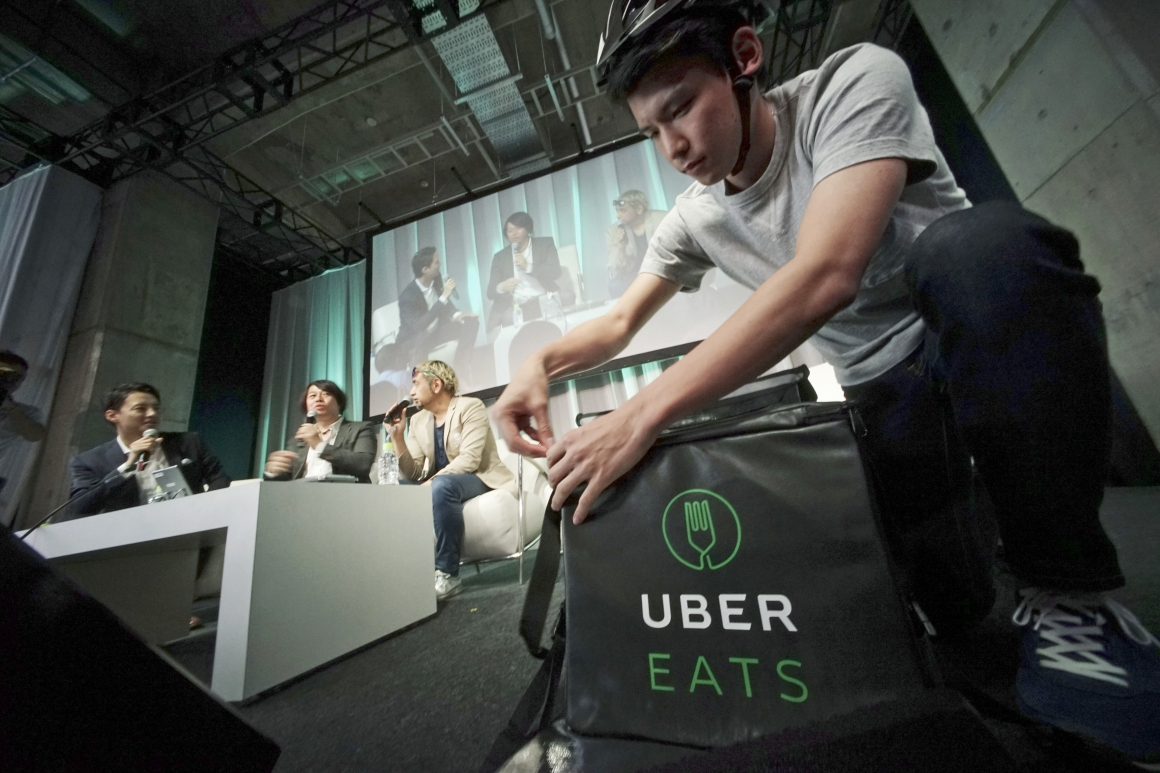 Brittisk domstol: Uberförare ska ses som arbetstagare