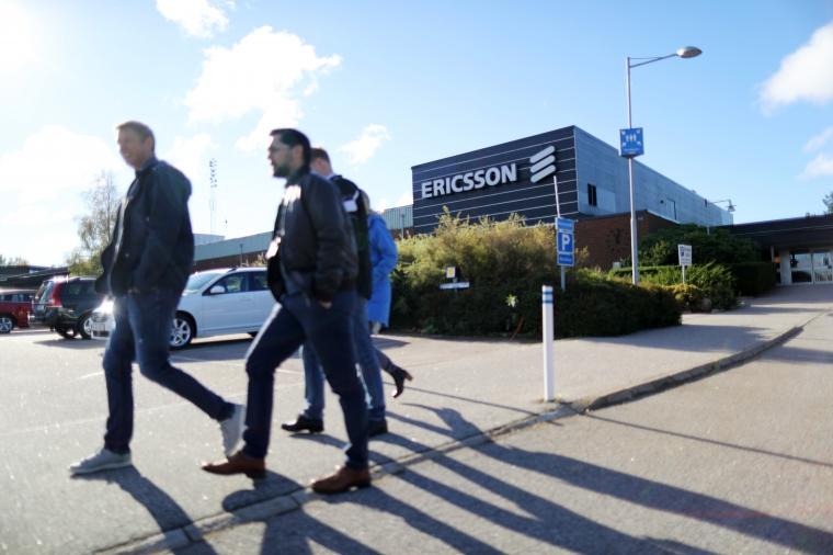 """""""Ericssons anställda har goda chanser till nya jobb"""""""