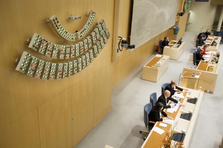 Finansutskottet: Säg nej till kollektivavtalskrav i upphandling