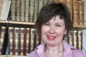 Ylva Hasselberg, professor i ekonomisk historia, Uppsala universitet. Foto: Uppsala universitet