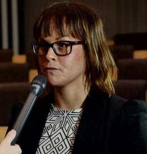 Charlotte Vällfors, Hermods. Foto: Almega