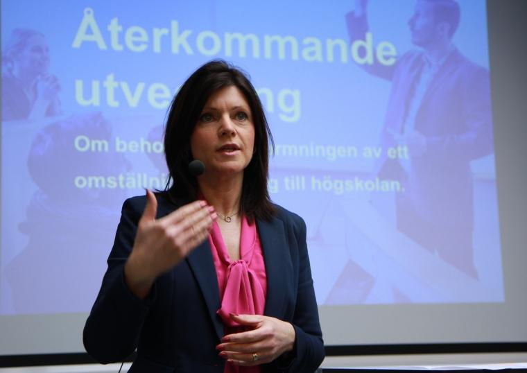 """""""Tillfälle för EU att bygga trygghet och omställning"""""""