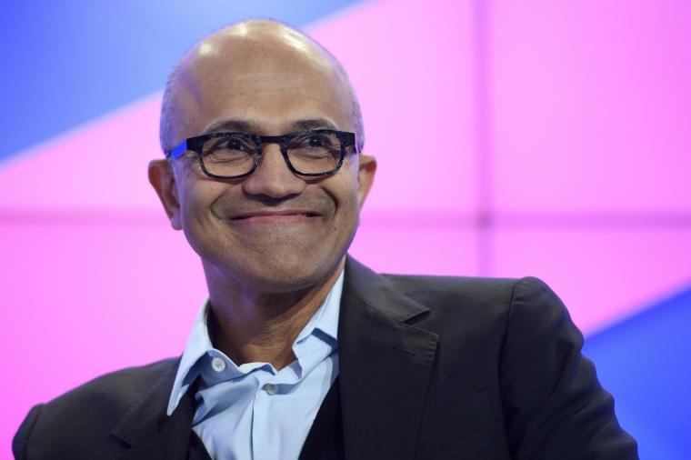 Microsofts vd: 2017 och 2018 kritiska för att demokratisera AI