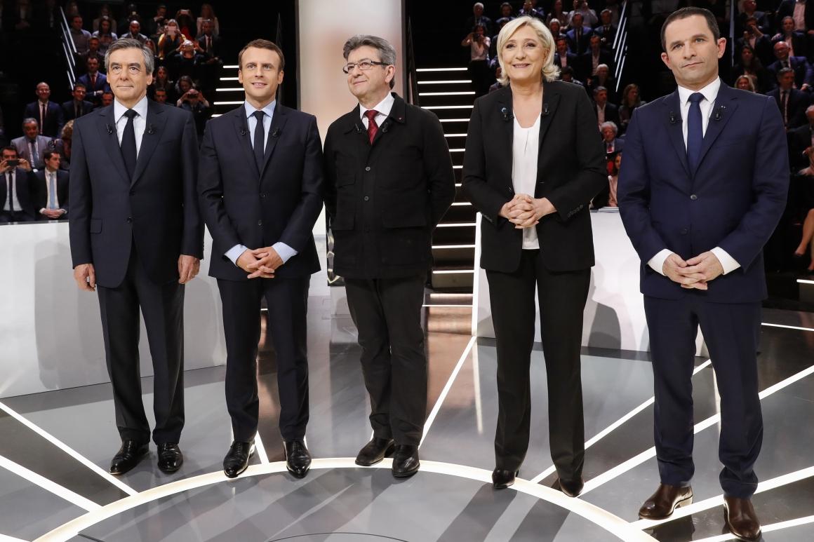 Franska facken: Var är era idéer som ökar trygghet och solidaritet?