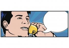 Retrotelefonen är tecknet på att vi rör oss för långsamt