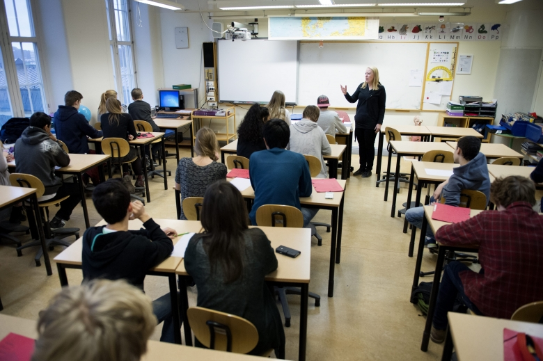 Lärarbrist slår mot facket