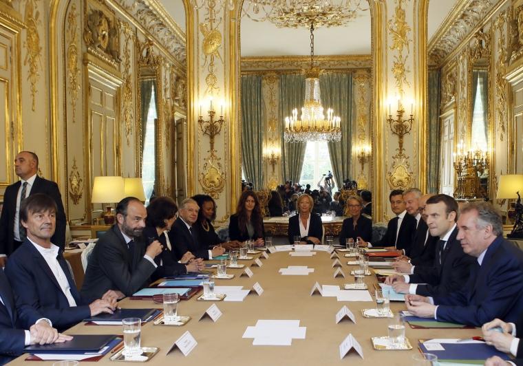 Två EU-ministrar och en arbetsmarknadsminister som tror på social dialog