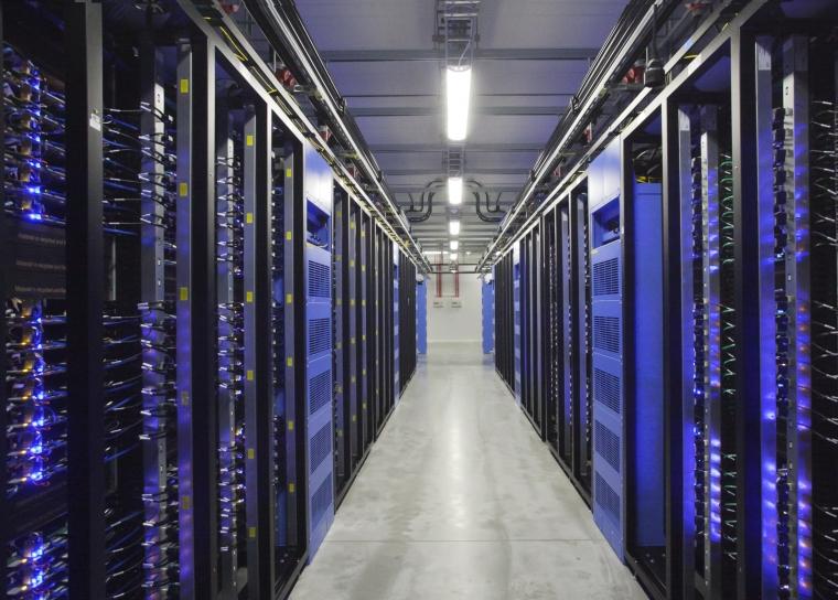 Datahallar – osäker jobbskapare