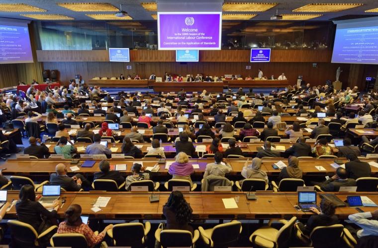 ILO får starkare roll i globala migrationsarbetet