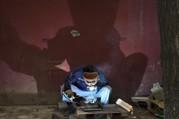 Svår balansgång att stödja facklig utveckling i Kina