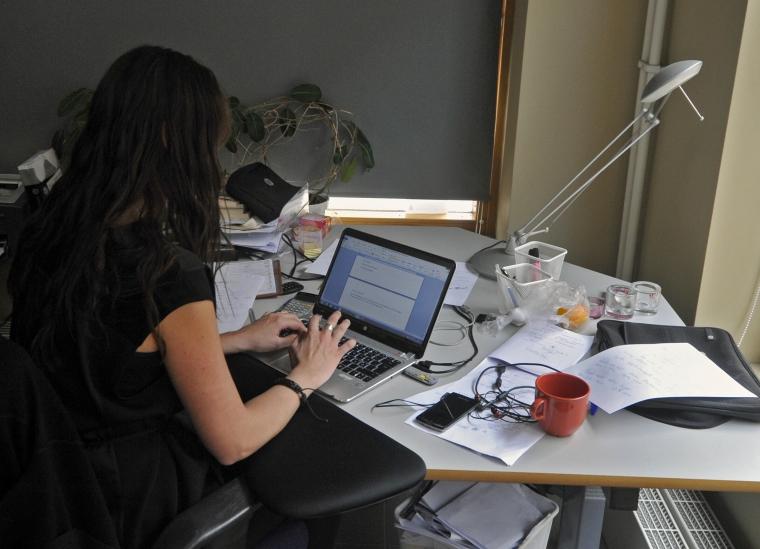 Kvinnorna bakom ökat företagande i Sverige