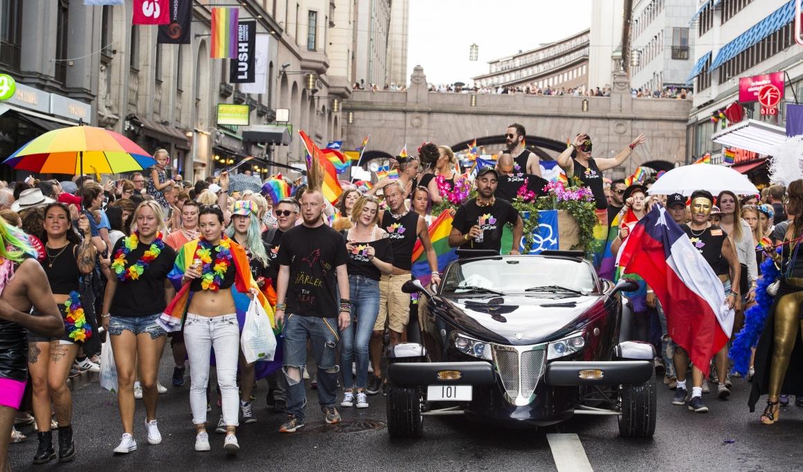 Nu ska de svenska företagen HBTQ-rankas