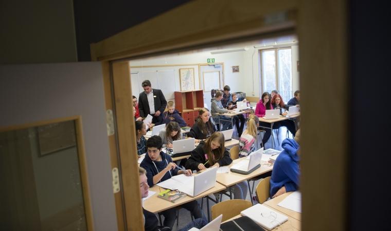 Bottenlåga siffror – nu görs lärarutbildningen om