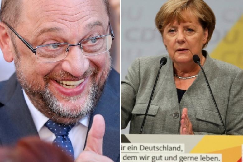 Tysk valstrid om sjukförsäkring och a-kassa