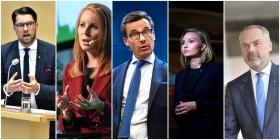 Skuggbudgetar – Centern efterlyser ny svensk modell