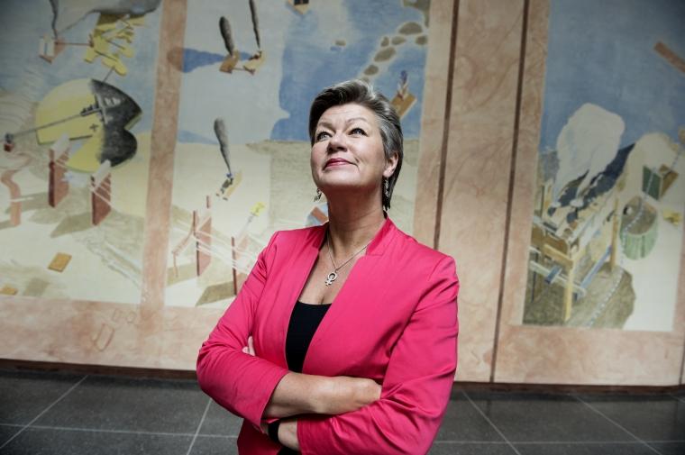 "Ylva Johansson: ""En stor seger"""