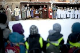 Ny upptrappning i kampanjkriget mot julen