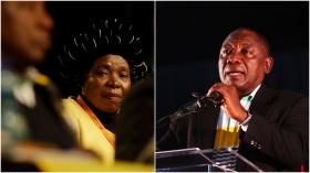 Facket: Ökad splittring om Zumas exfru vinner