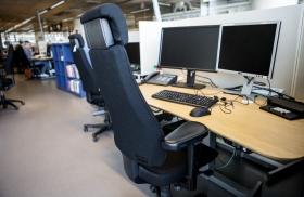 Fler uppsagda tjänstemän till TRR – sämst utveckling i Skåne