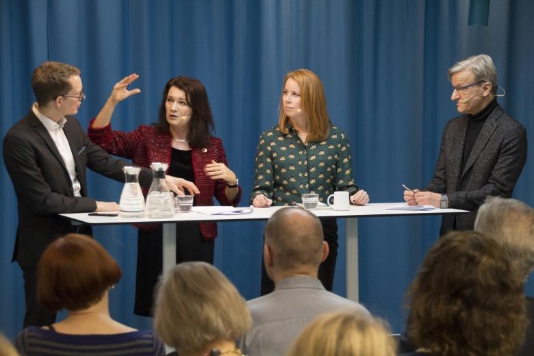 Ett välfungerande EU spås bli en utmaning för Sverige