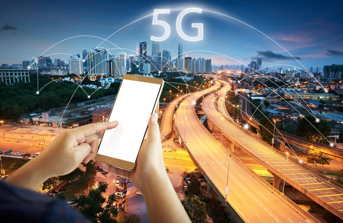 """""""5G-nätet bör bli Sveriges nästa industriprojekt"""""""