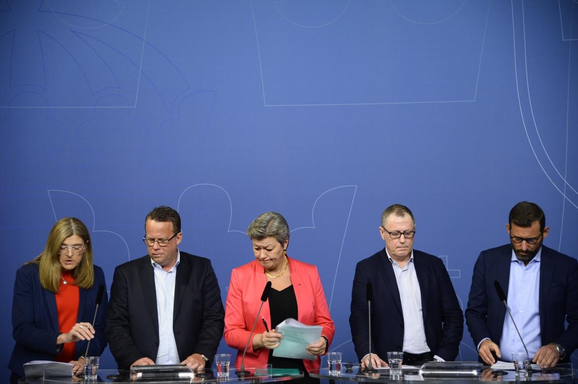 Parterna och regeringen överens om etableringsjobb
