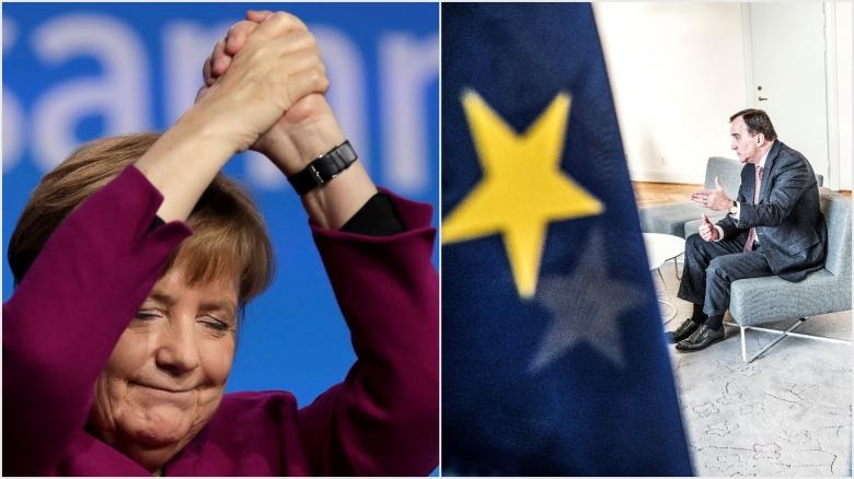 Nu kan Tyskland fördjupa EU – med Sverige på läktarplats