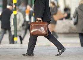 Organisationsgraden sjunker för tjänstemän och arbetare