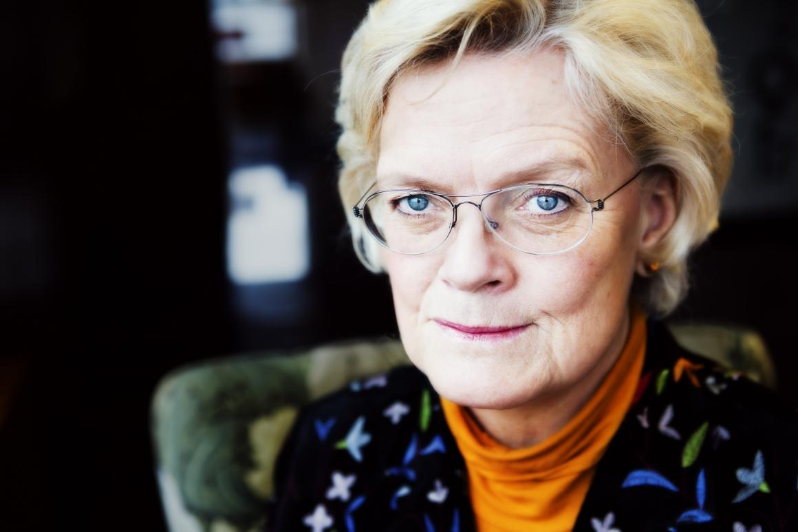 """Carola Lemne vill bygga den """"svenska drömmen"""""""