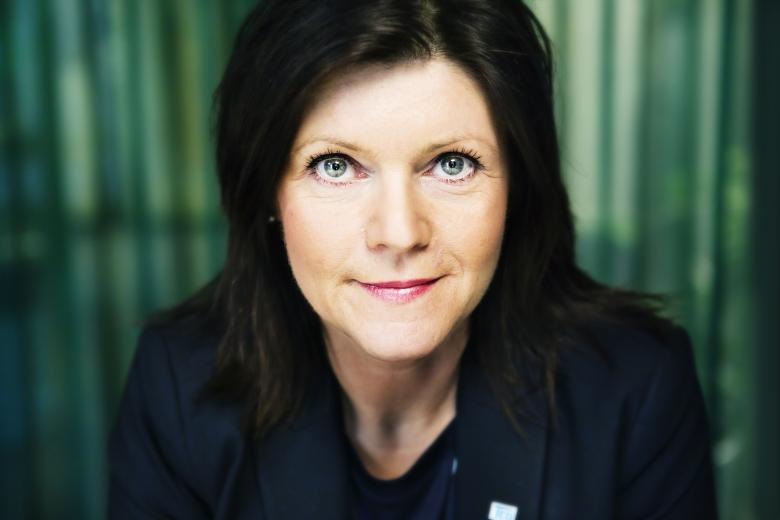 Eva Nordmark vill göra slut på blockpolitiken