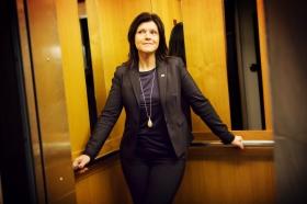 Eva Nordmark: Det behövs näringslivsföreträdare som går före