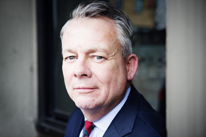 Göran Arrius, Saco, vill lösa välfärdens resursproblem