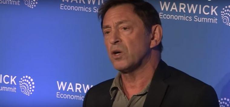 """Guy Standing: """"Vill människor ha avlönat arbete måste de vara standby vid sina mobiler"""""""