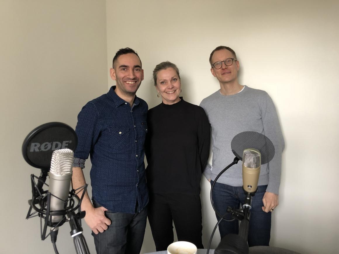 Podcast: Hallå i radion med Lena Nitz!