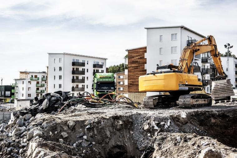 EU: Svensk bostadsbrist försvårar för arbetskraften