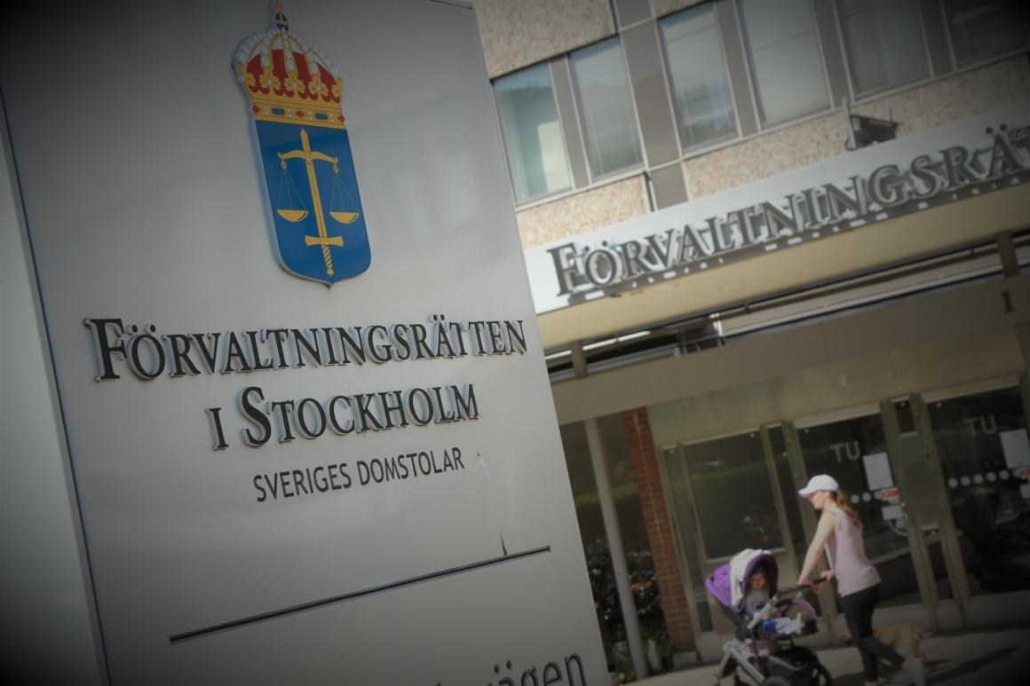 Oftare rätt till sjukpenning med kvinnlig domare i Stockholm