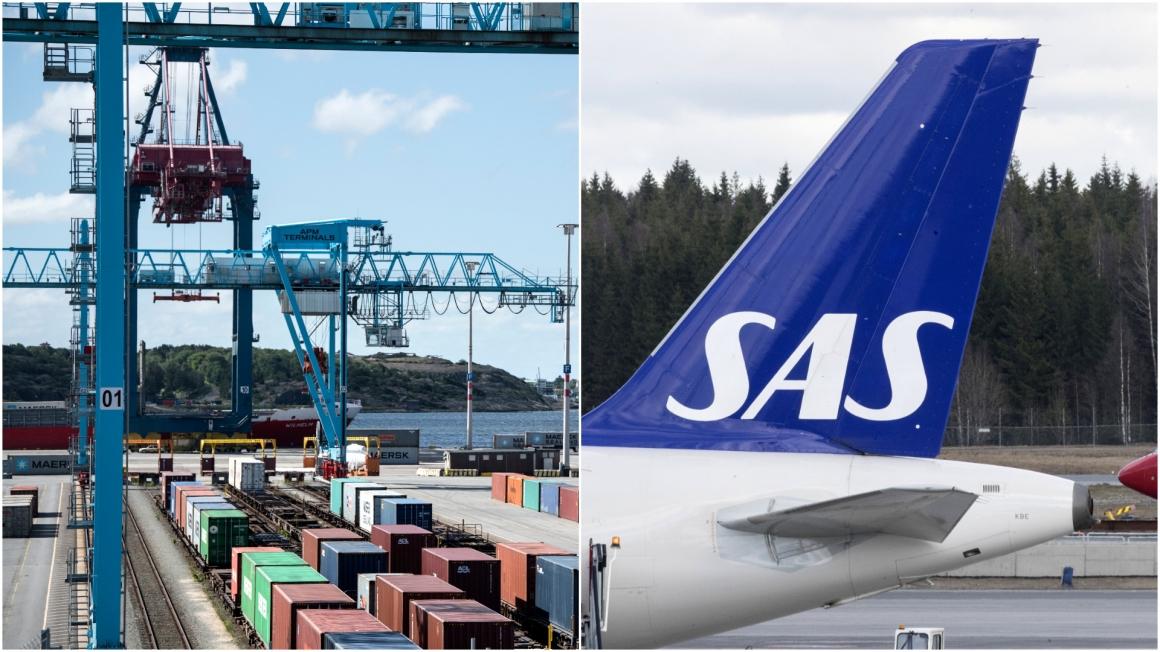 Transport har redan lösningen som hamnarbetarna kräver