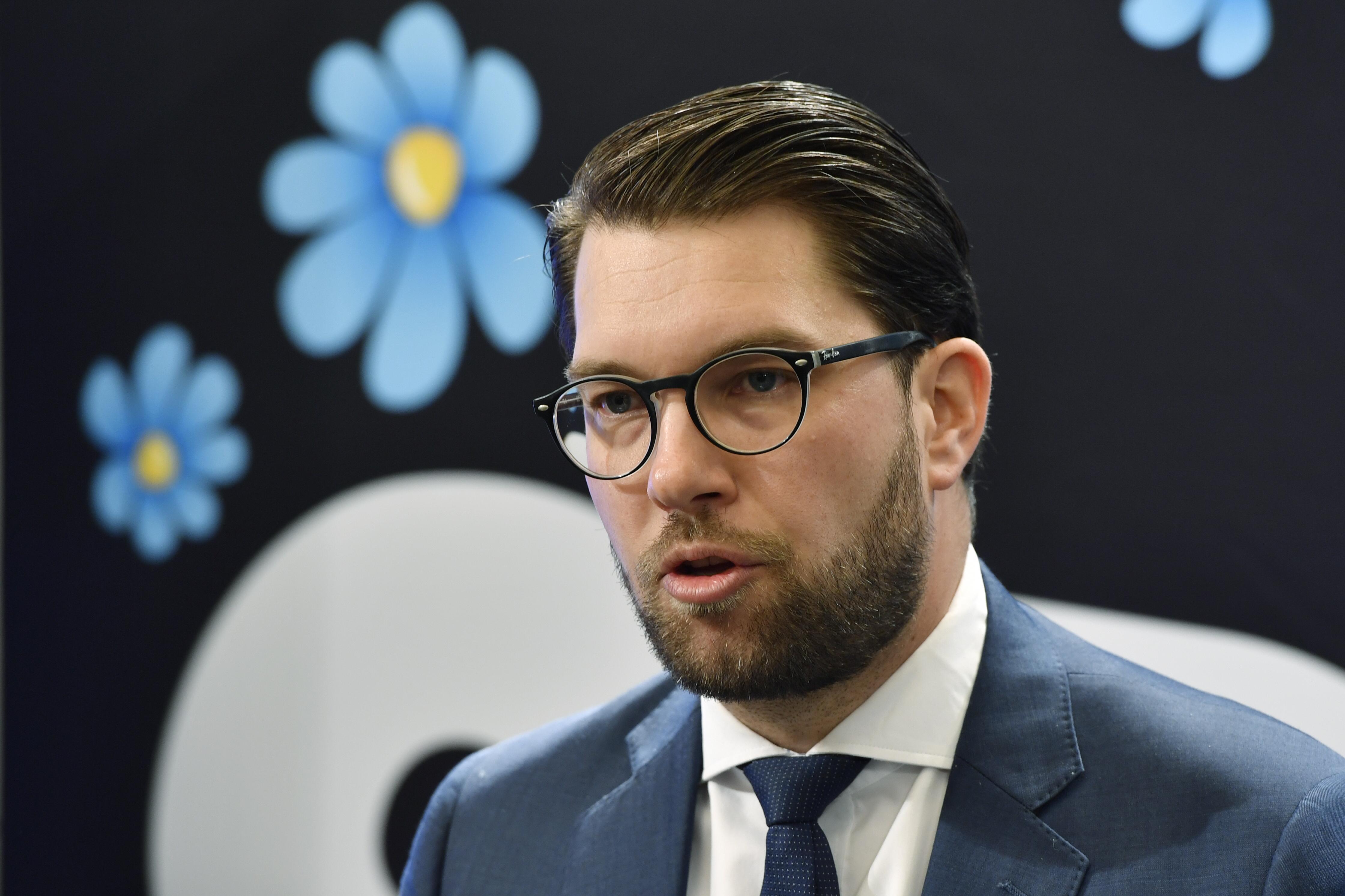 Sd vill att riksdagen raknar pa invandringen 3