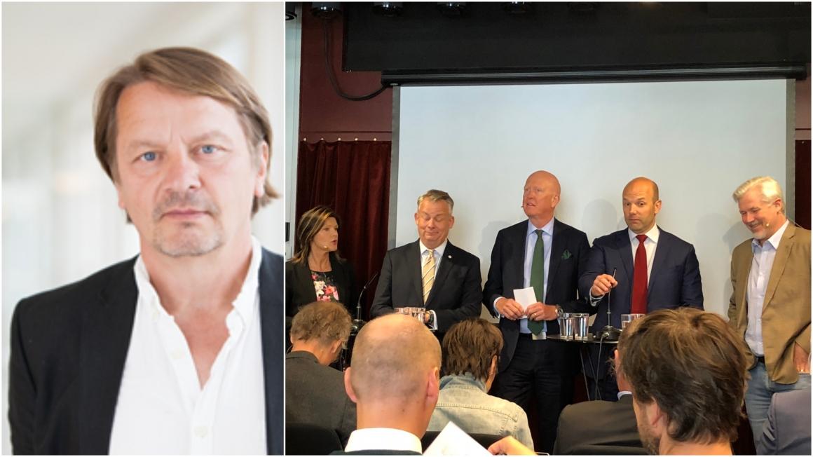 Forskare: Parternas förslag riskerar försvaga den svenska modellen