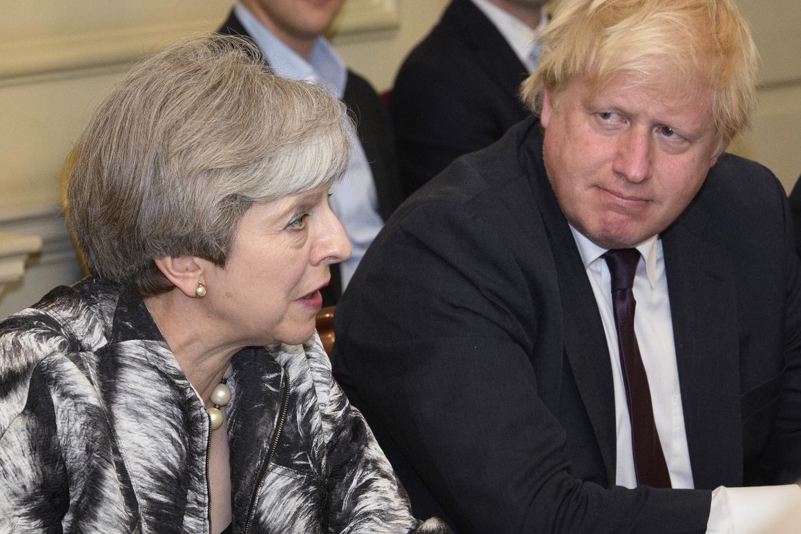Interna strider i Storbritannien hotar fälla avtal