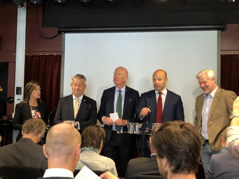 Parterna överens om konflikträtten