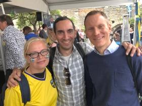 Podcast: Politisk instabilitet – live från Almedalen