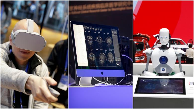 Vidareutbildningar i AI ska rusta svensk arbetskraft