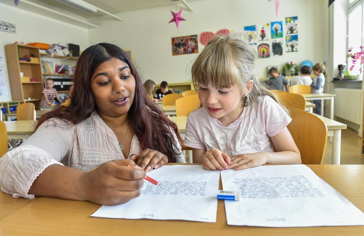 Inför lottning till översökta skolor ‒ januariavtalet tillåter det